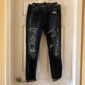American Eagle Ripped Jeans!